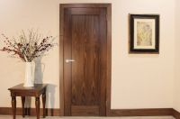 Hampton-Walnut-1-Panel-Shaker