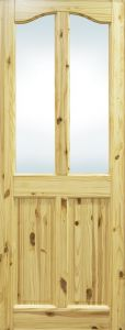 SEADEC-LONGFORD-RED-PINE-2-PANEL-CURVED-UNGLAZED