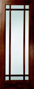ARIZONA-WALNUT-9-PANEL-CLEAR-BEVEL-GLASS