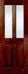 WATERFORD-WALNUT-2-PANEL-UNGLAZED