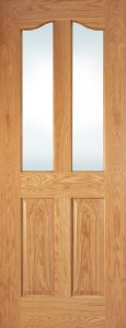 LONGFORD-OAK-2-PANEL-CURVED-UNGLAZED