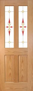 WATERFORD-OAK-2-PANEL-WITH-GLASS-TYPE-4